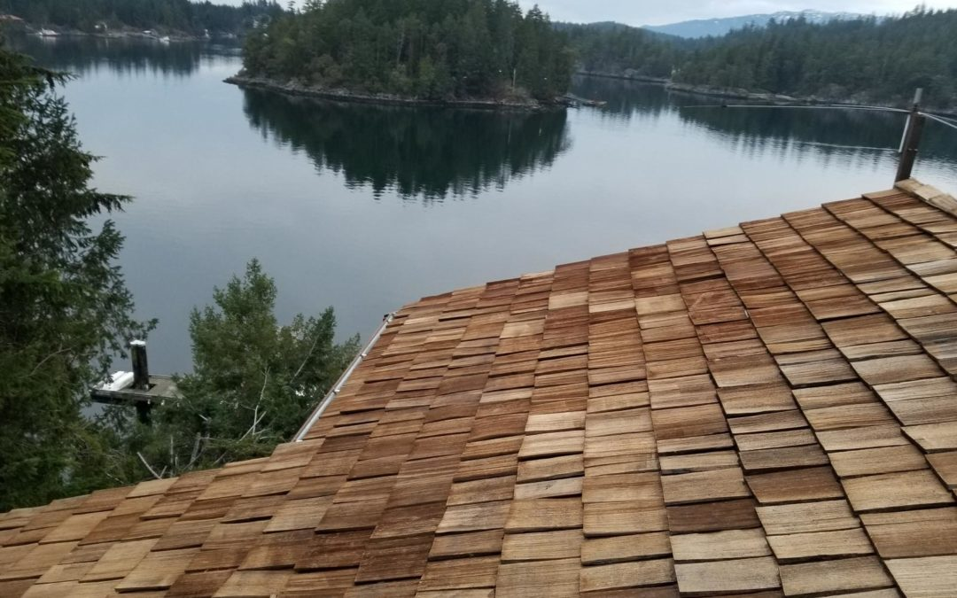 Shake and Shingle Roofs – Treat Them Right!