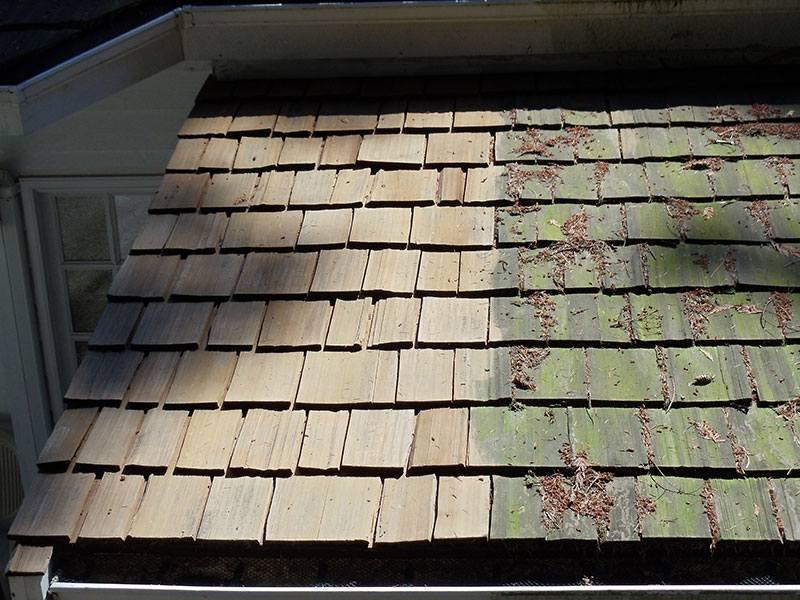 What is Causing Your Roof To Weather?